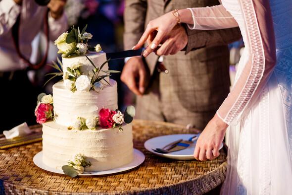 Свадьба в замке Радомысль - фото №114
