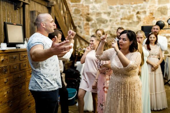 Свадьба в замке Радомысль - фото №95