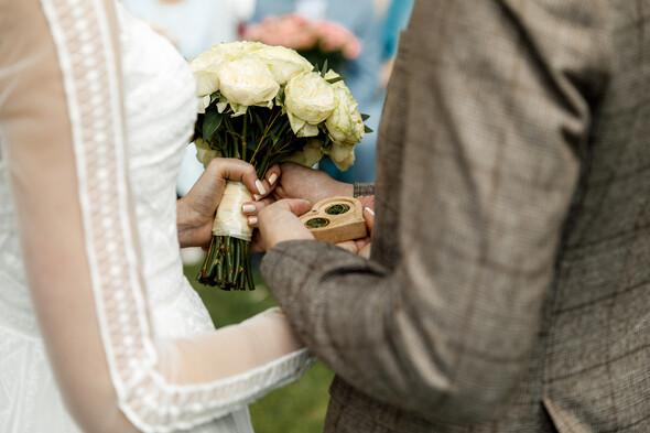 Свадьба в замке Радомысль - фото №23