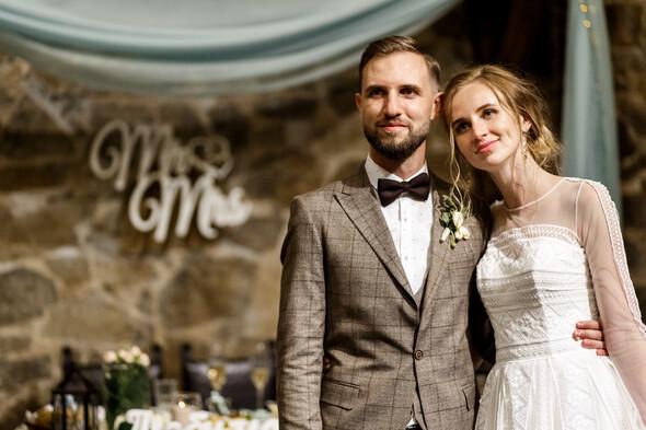 Свадьба в замке Радомысль - фото №124