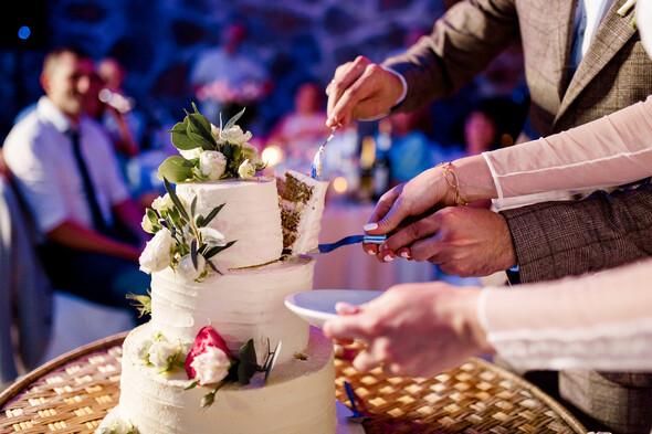 Свадьба в замке Радомысль - фото №117
