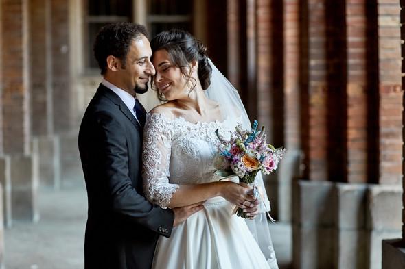 Свадьба Асаада и Елены - фото №12