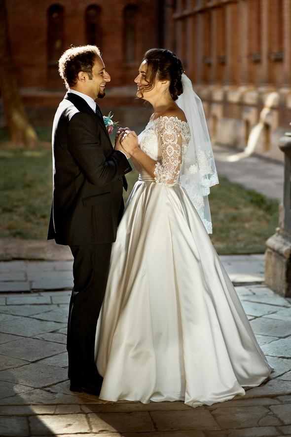 Свадьба Асаада и Елены - фото №31