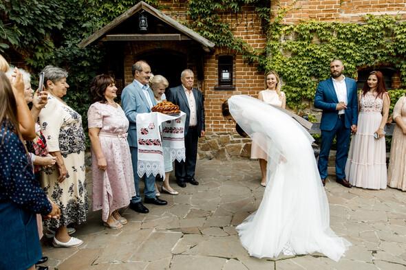 Свадьба в замке Радомысль - фото №48