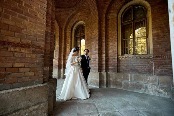 Свадьба Асаада и Елены - фото №6