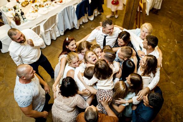 Свадьба в замке Радомысль - фото №100
