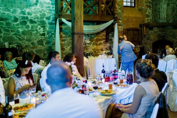 Свадьба в замке Радомысль - фото №76
