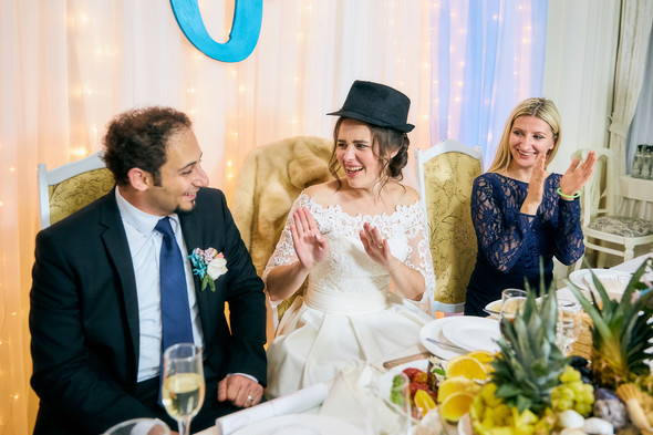 Свадьба Асаада и Елены - фото №91