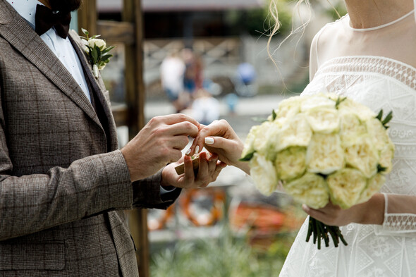 Свадьба в замке Радомысль - фото №24