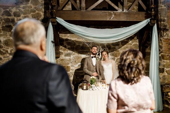 Свадьба в замке Радомысль - фото №57