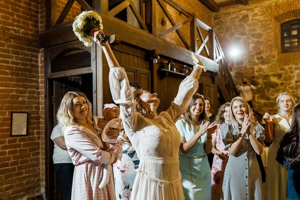 Свадьба в замке Радомысль - фото №120