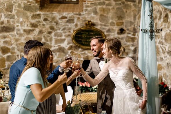 Свадьба в замке Радомысль - фото №123