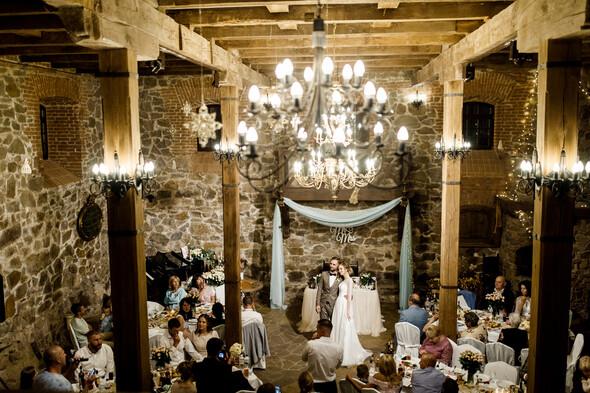 Свадьба в замке Радомысль - фото №125