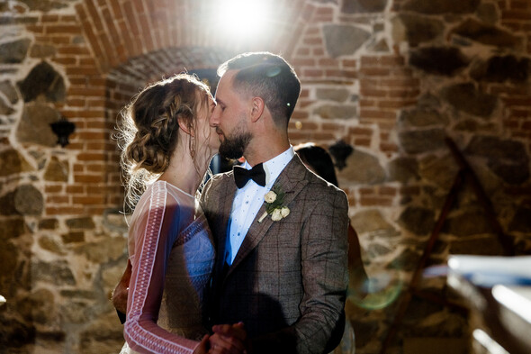 Свадьба в замке Радомысль - фото №87
