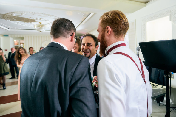 Свадьба Асаада и Елены - фото №107