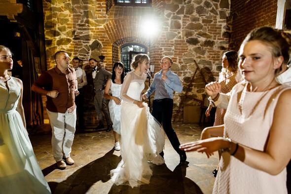 Свадьба в замке Радомысль - фото №81