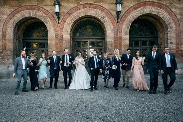 Свадьба Асаада и Елены - фото №2