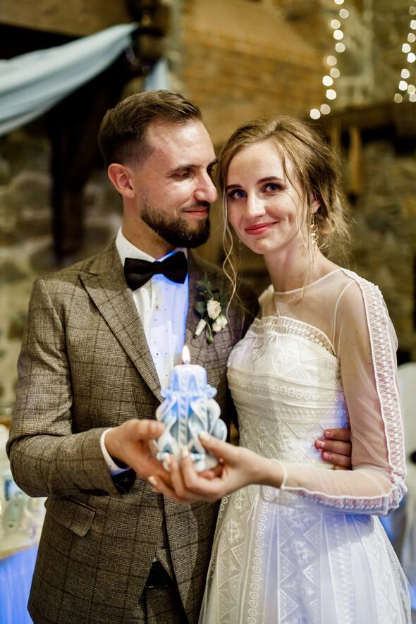 Свадьба в замке Радомысль - фото №132