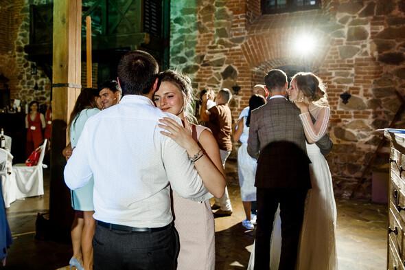 Свадьба в замке Радомысль - фото №86