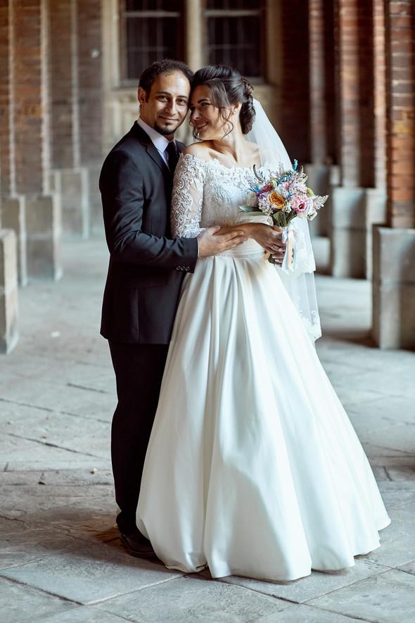 Свадьба Асаада и Елены - фото №10