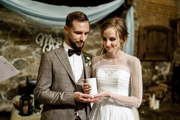 Свадьба в замке Радомысль - фото №68