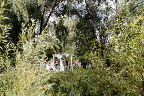 Свадьба в замке Радомысль - фото №22