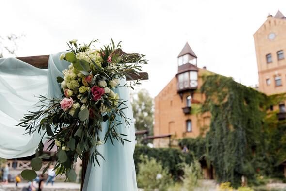 Свадьба в замке Радомысль - фото №2