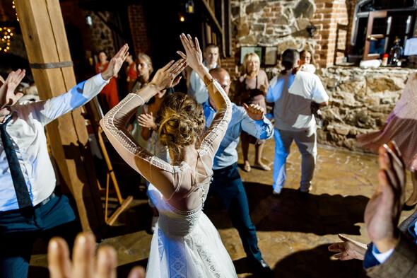 Свадьба в замке Радомысль - фото №104