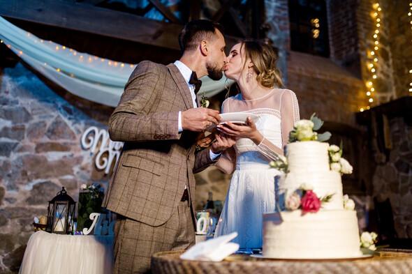Свадьба в замке Радомысль - фото №118
