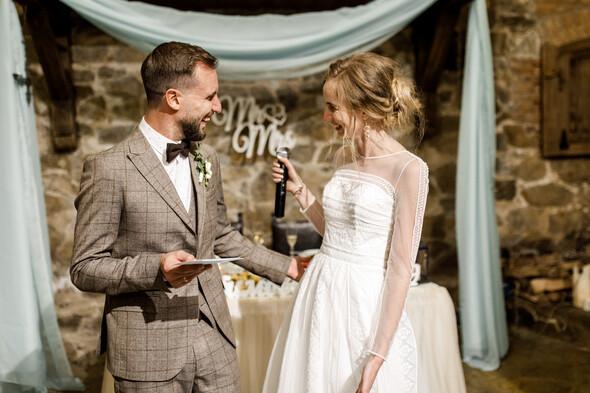 Свадьба в замке Радомысль - фото №128