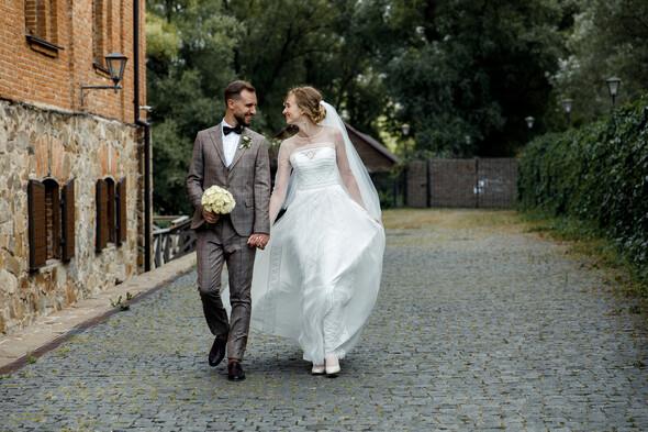 Свадьба в замке Радомысль - фото №39