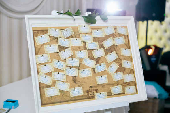 Свадьба Асаада и Елены - фото №88