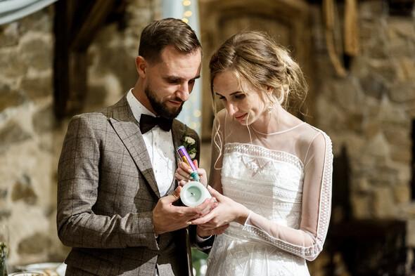 Свадьба в замке Радомысль - фото №70