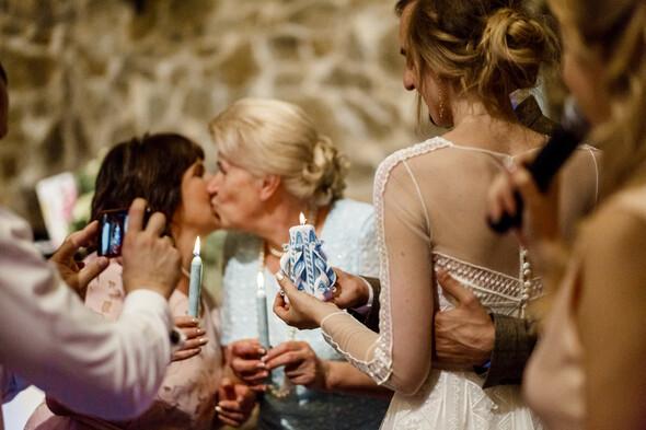 Свадьба в замке Радомысль - фото №133