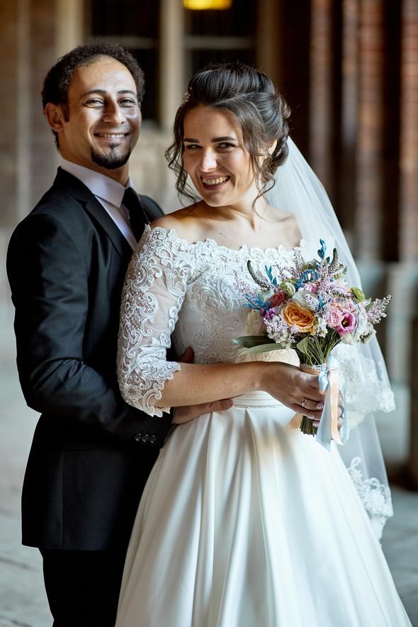Свадьба Асаада и Елены - фото №9