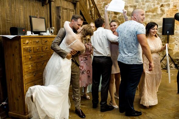 Свадьба в замке Радомысль - фото №98