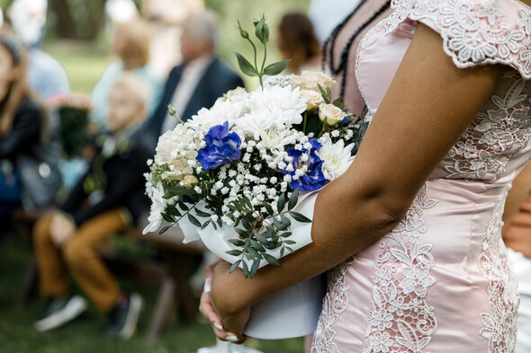 Свадьба в замке Радомысль - фото №9