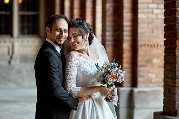 Свадьба Асаада и Елены - фото №21