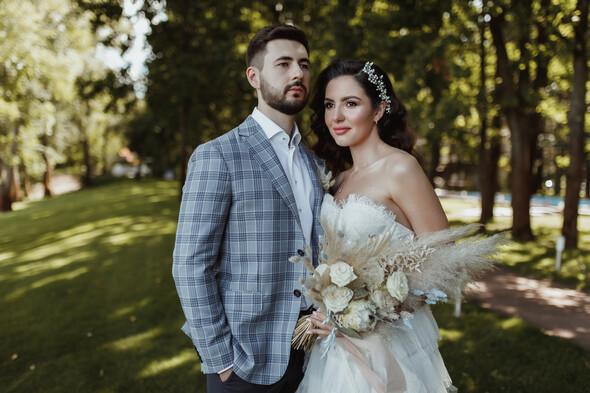 Дмитрий + Лина - фото №95