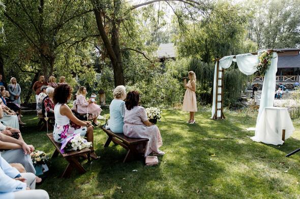 Свадьба в замке Радомысль - фото №12