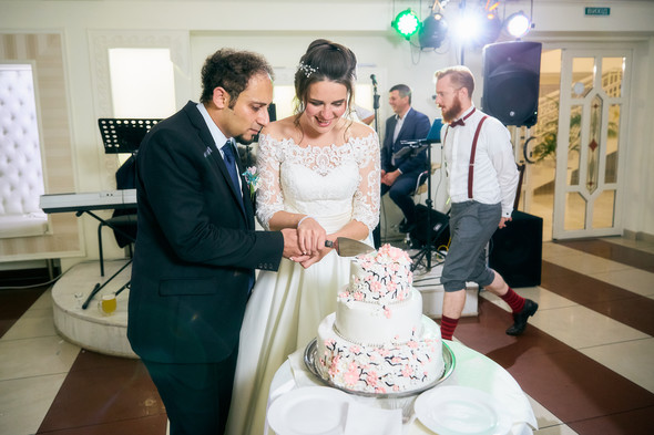 Свадьба Асаада и Елены - фото №109