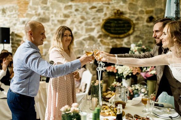 Свадьба в замке Радомысль - фото №90