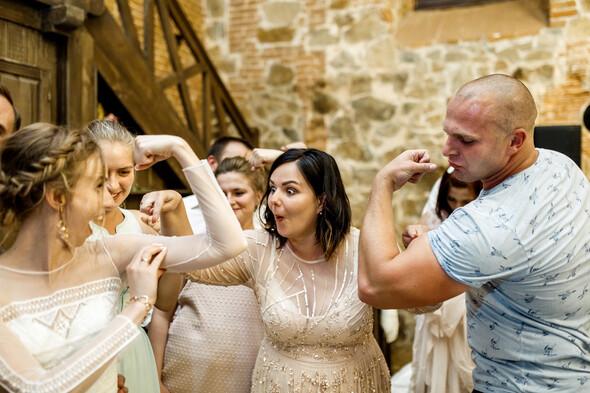 Свадьба в замке Радомысль - фото №99