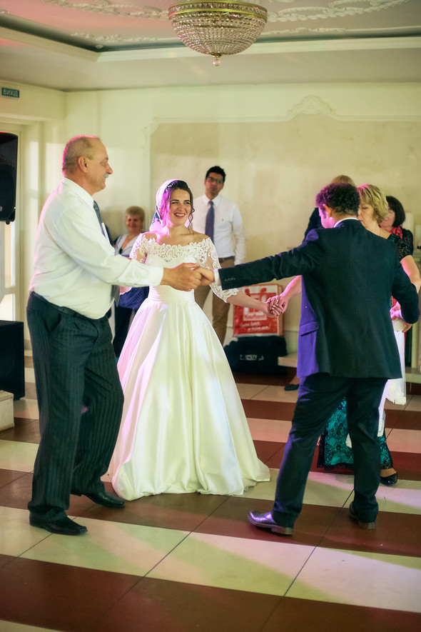Свадьба Асаада и Елены - фото №125
