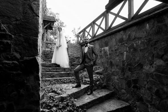 Свадьба в замке Радомысль - фото №41