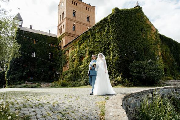 Свадьба в замке Радомысль - фото №16