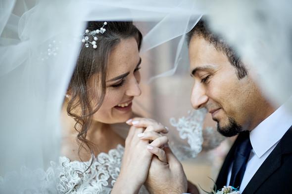 Свадьба Асаада и Елены - фото №14