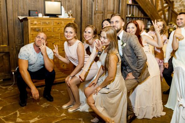 Свадьба в замке Радомысль - фото №94