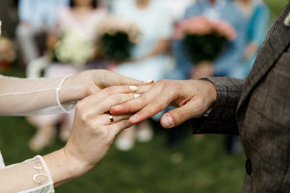 Свадьба в замке Радомысль - фото №25