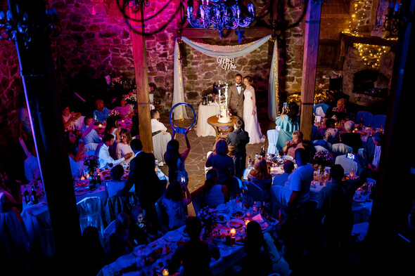 Свадьба в замке Радомысль - фото №113